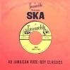 Various Artists - 40 Jamaican Rude Boy Classics - 2cd -