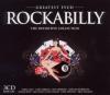 Various - Greatest Ever Rockabilly - 3CD --