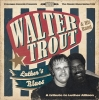 Walter Trout - Luther's Blues - lp -