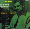 Zoot Sims - Down Home - lp -